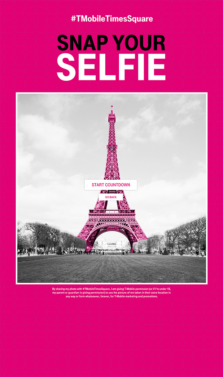 T-Mobile Simple Global – David Paslay